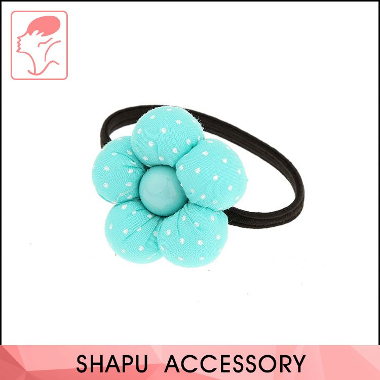 Most popular custom logo printed high elastic hair band hair accessories