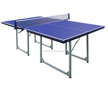 Economic Small size portable folding table tennis sport Ping pong table