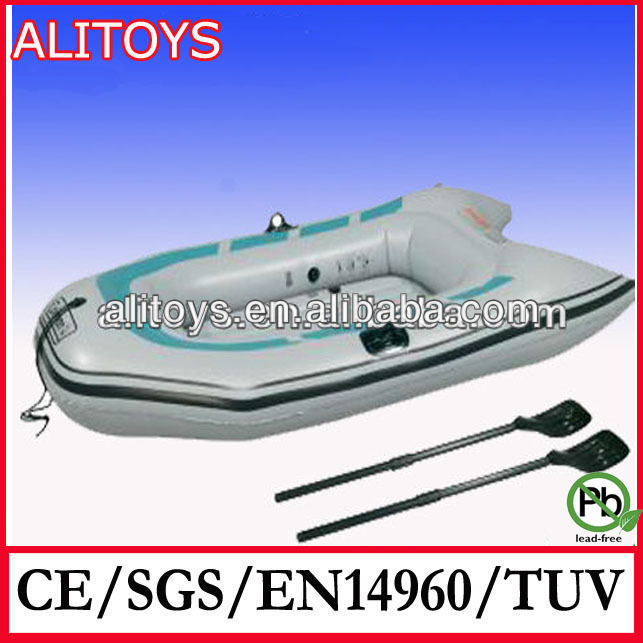 PVC inflatable hand sport water boat