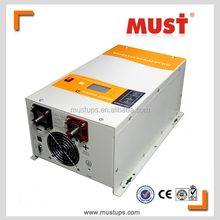 1KW 2KW solar panel inverter with mppt charger controller / solar inverter price from factory