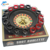 16 cup shot roulette wheel drinking game custom drinking game
