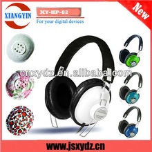 2012 Hot selling fashional style stereo overhead headphone