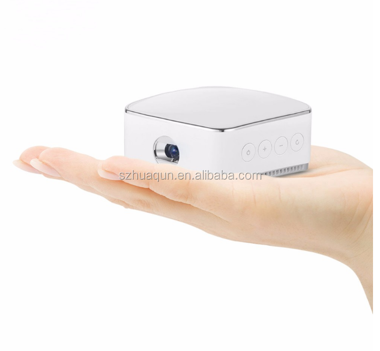 Factory wholesale protable pico pocket projector ,mini projector HD 1080P for smartphone