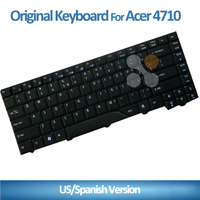 Keyboard laptop for Acer blank laptop keyboard covers 4520 4710 4720 4920 5220 5310 US BLACK
