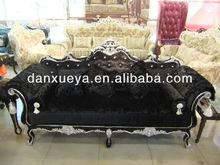 Stunning Arts & Crats Armchair Antique Sofa Solid Oak Nursery Chair Gothic Chic DXY-825#
