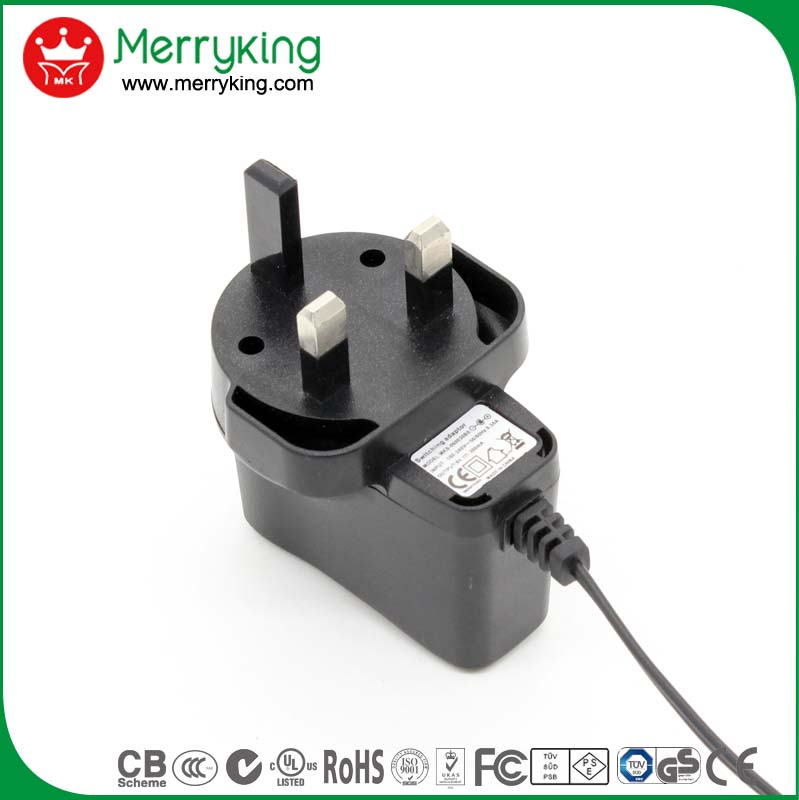 good price 18V 500mA ac dc adapter 15v 800mA switching adaptor pse certification