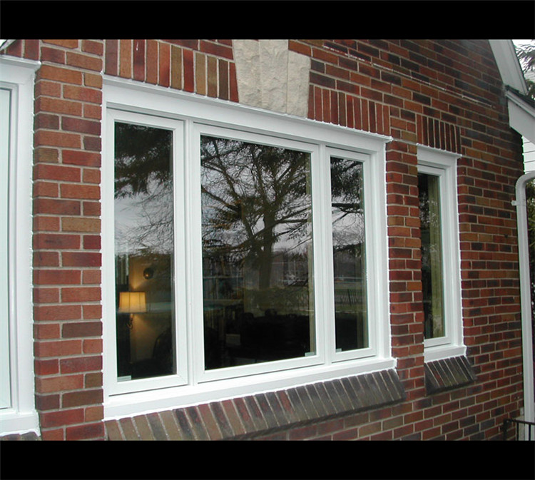 2017 China Supplier Aluminum Casement Window Arched