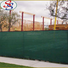 black shade cloth/privacy screen/balcony screen