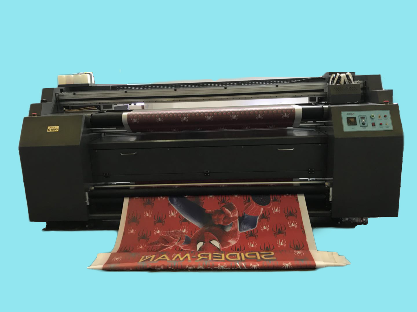 MADE IN CHINA sublimation direct printer for flags advertising flag banner textile polyester materials