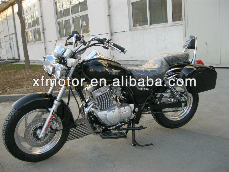 250cc automatic motorcycle