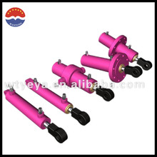 small two-way hydraulic cylinder for door