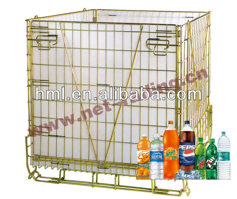 Good quality industrial galvanized wire cage protective