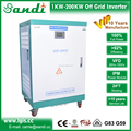 Pure Sine Wave Low Frequency Inverter 20KW with VFD can start up big electric motors