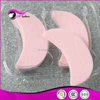 New Arrival Pure Hydro Gel Eye Patch for Eyelash Extension False Eyelash Tools 10pairs set