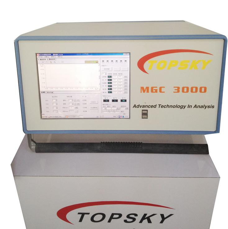 Portable Gas Chromatograph