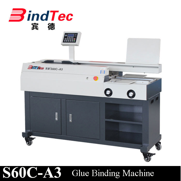 s60c-a3 glue binding machine