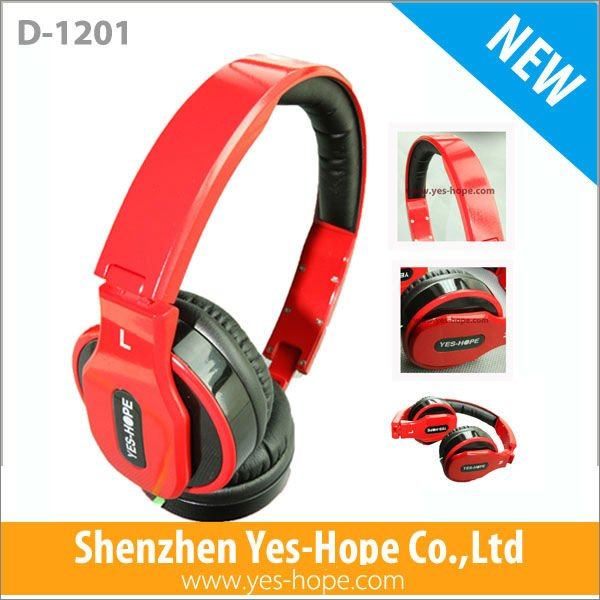 2013 marvellous and best qty Stereo Headphone Earphone for Computer/Mp3/Mp4/Mobile Phone/Cellphone Use