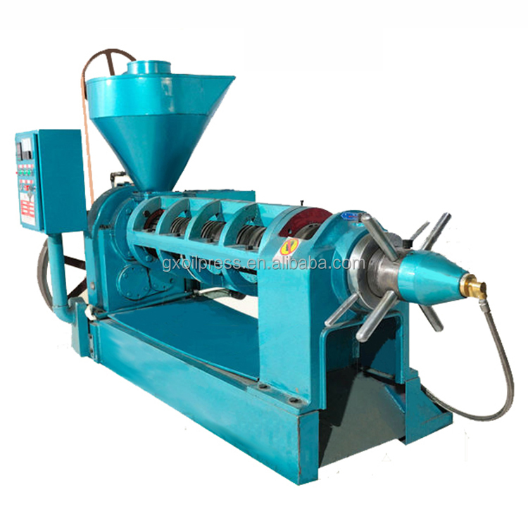 Farm machinery flaxseed oil press eucalyptus oil extraction machine