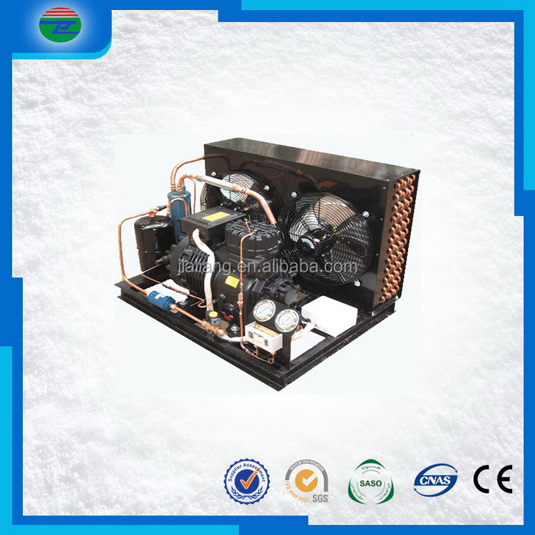 Bottom price professional auto ac air cooled condensing unit/refrigeration unit