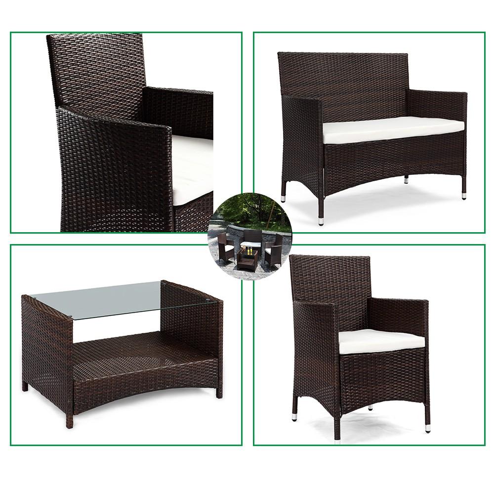 Hb41.9090 Terrasse Rattan Möbel Moderne Sitzgruppe - Buy Product on ...