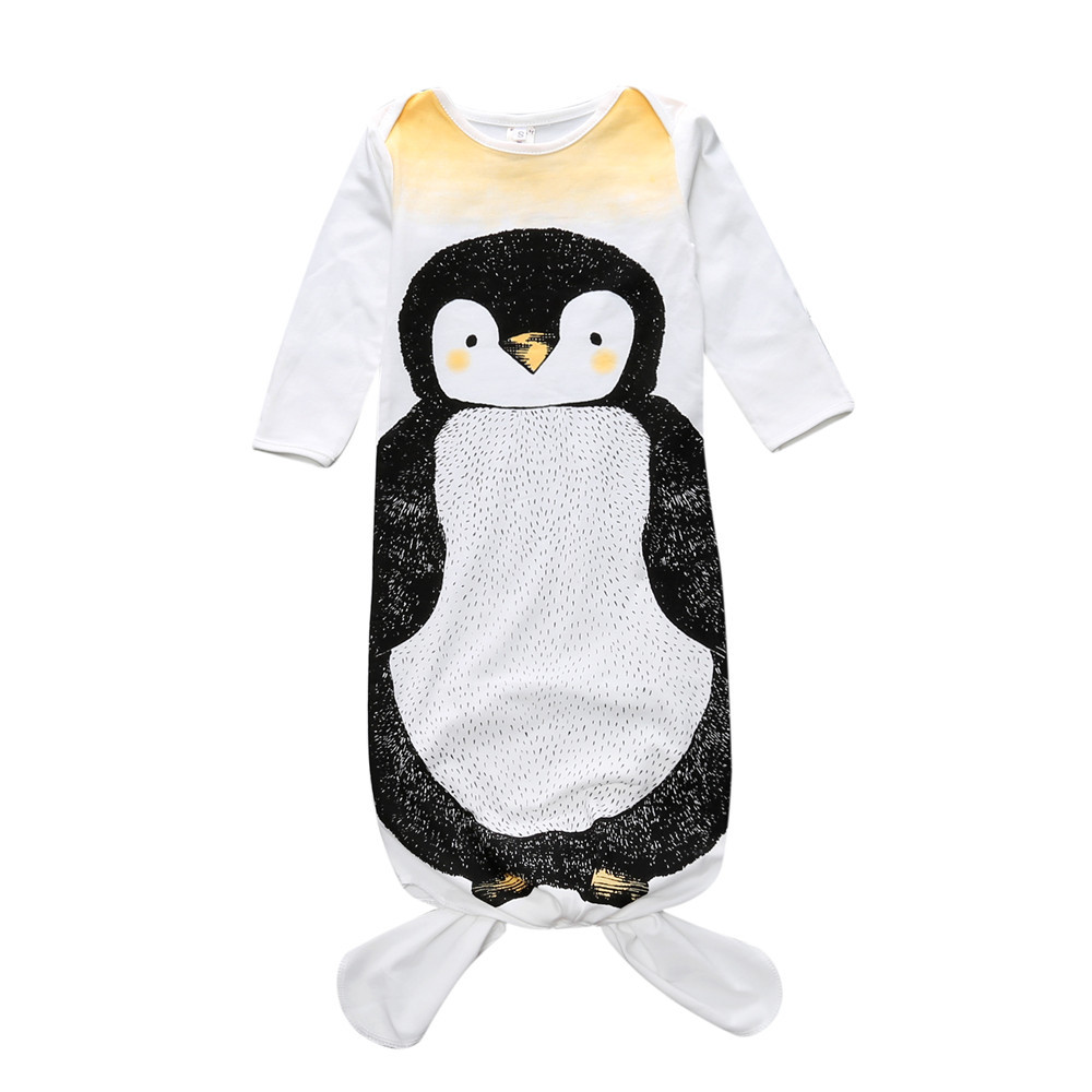 Drop Shipping Selling Websites Wholesale Cute Baby Wear Animals Sleeping Bags