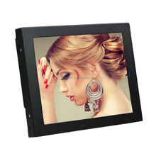 IP65 10.4 inch Embedded Industrial All in One PC Touch Screen Monitor with VGA/DVI