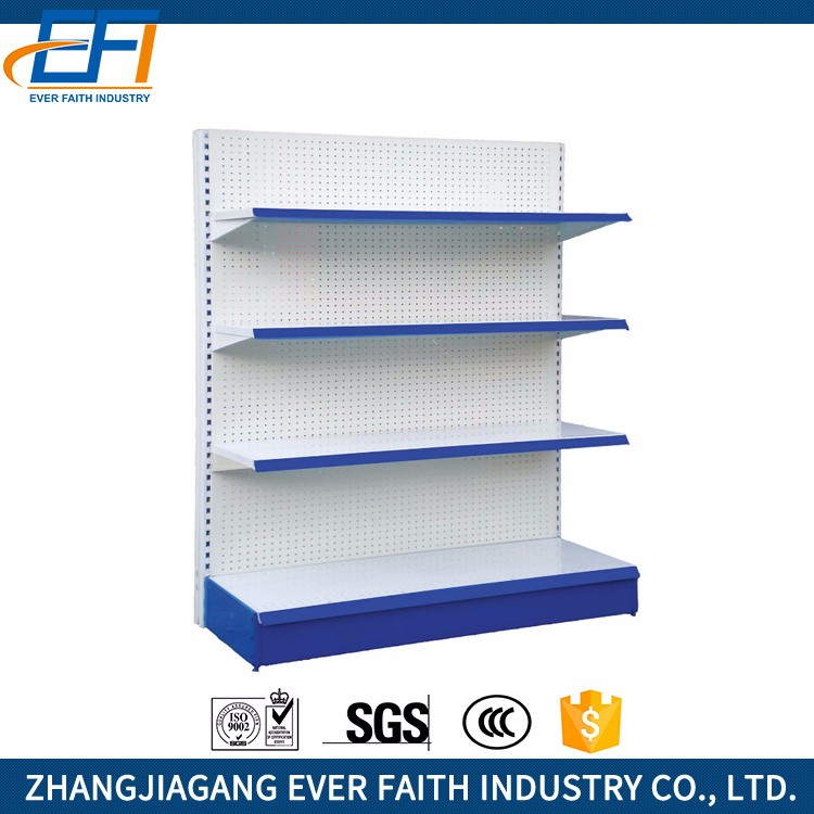 Good Quality Sell Well Supermarket Shelf With Label Holder