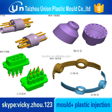 Metal,ABS/PC/PP/PS/HIPS/PE/PU/POM Product Material and Plastic Injection Mould Shaping Mode molds