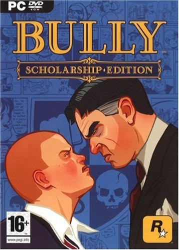 Bully: Scholarship Edition [Computer Game]