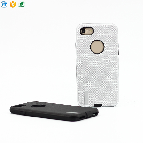 Wholesale high quality 2 in 1 Phone <strong>cover</strong> for iphone 7