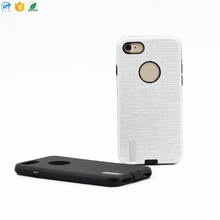 Wholesale high quality 2 in 1 Phone cover for iphone 7