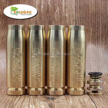 In Stock!!!Serisvape 1:1 clone High quality Totem Mod/Gani Mod with good price in stock for wholesale