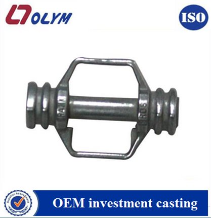 China manufacture stainless steel metal electric scooter spare parts investment casting