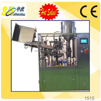 Lubricating oil HTGF-80soft tube filling sealing machine