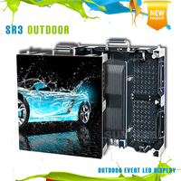 led panel/advertising led billboard/electronic display p5 outdoor full color led module