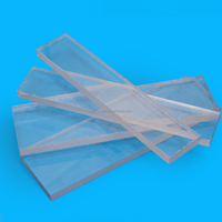Transparent solid pc sheet