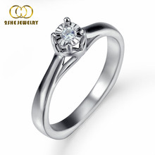 High Quality Latest one stone ring designs