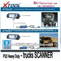 Dongfeng AAAAA PS2 HEAVY DUTY universal truck professional diagnostic Bluetooth and