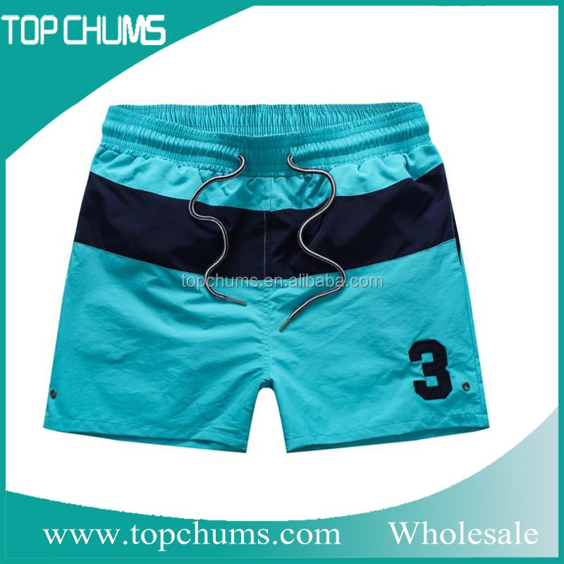 Casual style summer mens beach design your own board shorts