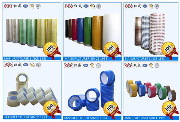 China Supplier With 20 Years History, BOPP Jumb Roll Package Adhesive Tape, Carton Packagint Tape