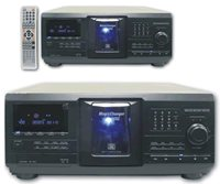 400 Disc DVD Changer Player +Card reader+USB+MIDI karaoke