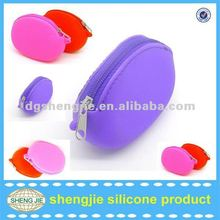 2012 new arrival Christmas series silicone key bag