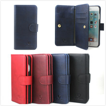For Apple iPhone 6 6s Plus SE 5s Flip Leather Magnetic Wallet Case Cover