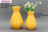 Large ceramic home decor floor vase wholesale