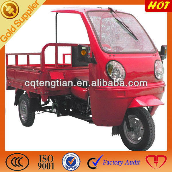 Chinese 3 wheel motorcycle with roof
