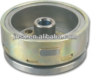 motorcycle magneto flywheel Bajaj CT100