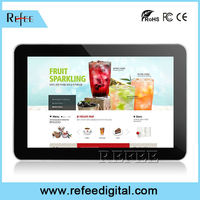 Ipad style narrow boarder ultra thin lcd display 22 inch flat screen tv