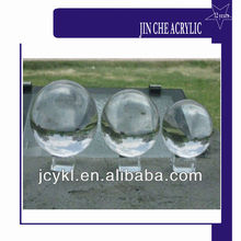 Transprent Acrylic plastic hollow sphere / ball
