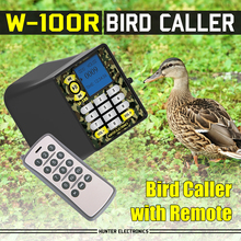 MP3 Bird Hunting Device with Remote Control