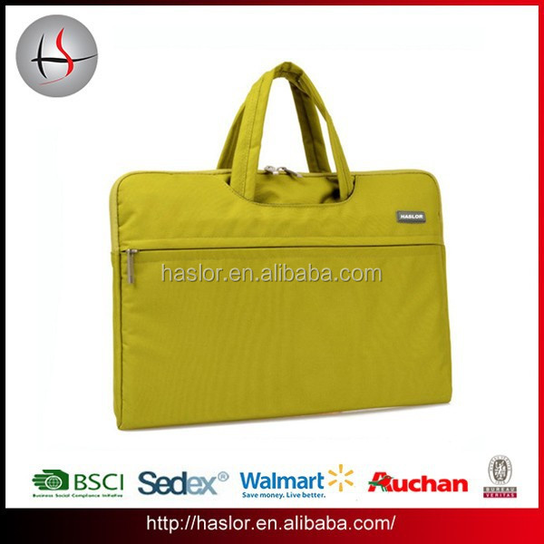 Promotional cheap laptop bag breifcase computer bag notebook bag